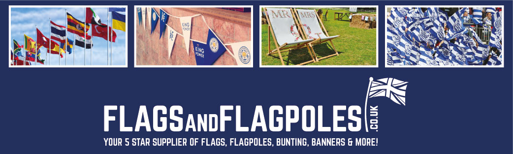 Click Here for Bunting & Flags