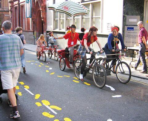 Carnival bikes
